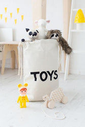 Fabric Toy Bag Toys