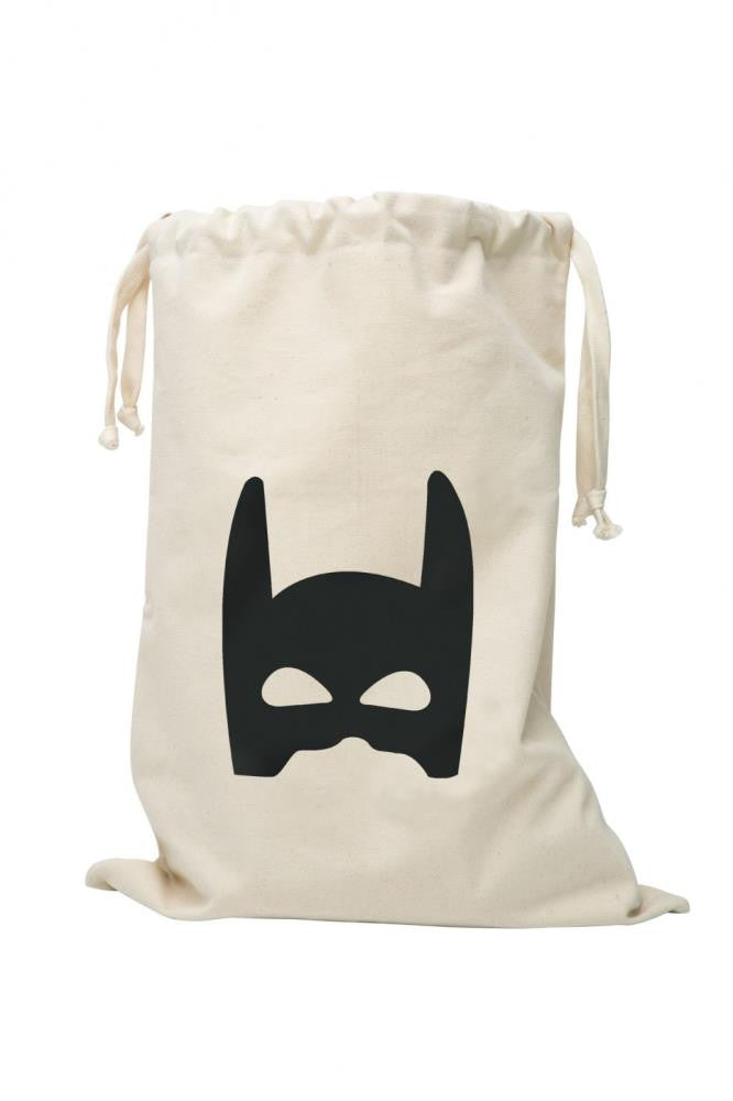Fabric Toy Bag Superhero