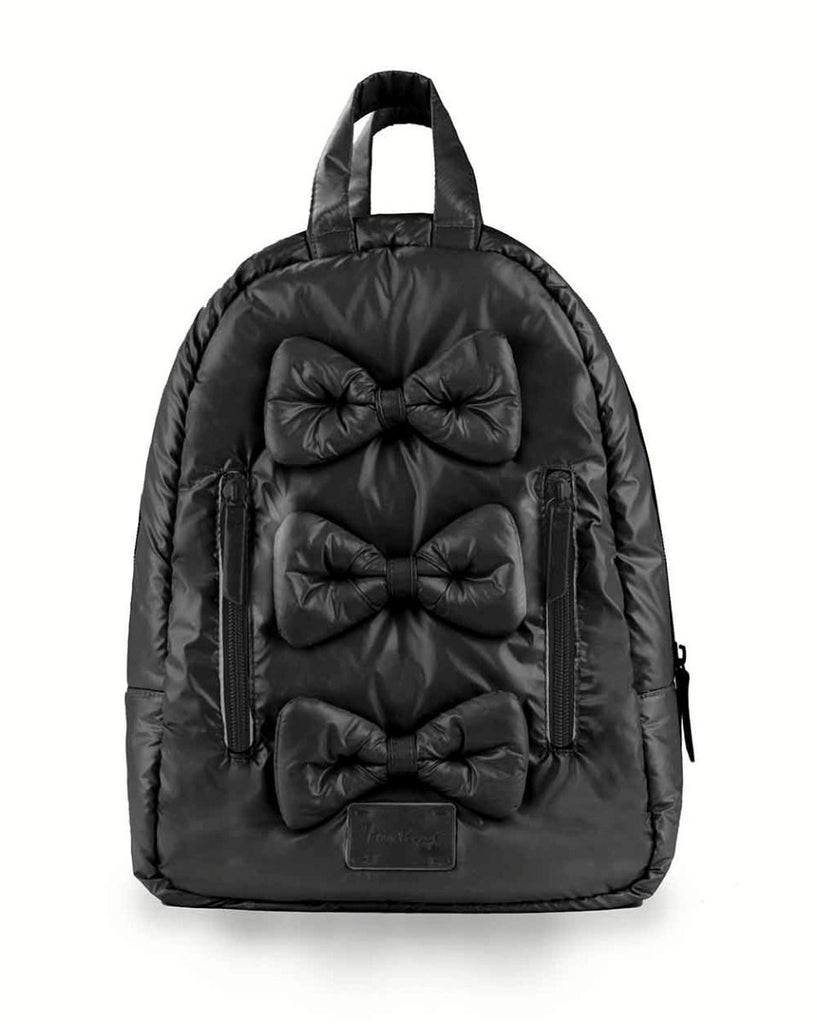 7am Enfant Mini Wings Backpack - Black