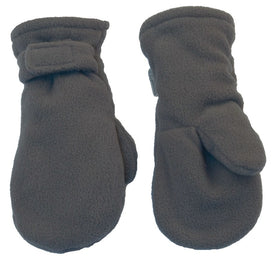 CaliKids Fleeve Mittens in Grey