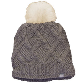 CaliKids Mom & Me Baby Knit Hat