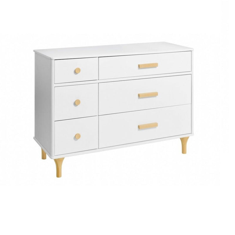 Babyletto Lolly 6 Drawer Double Dresserembled