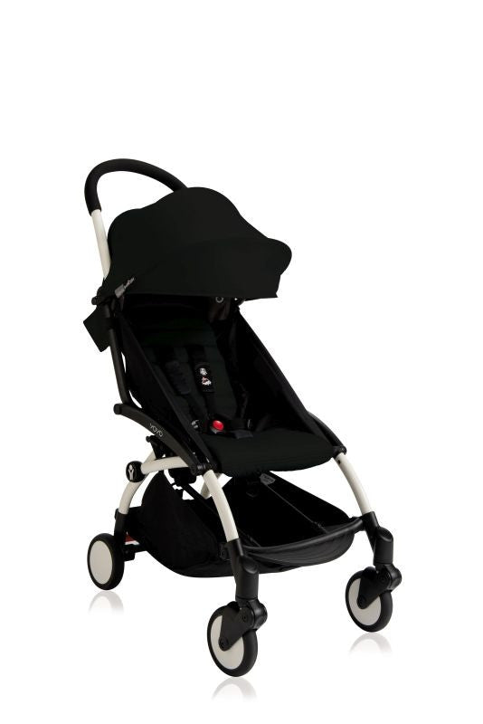 Babyzen YOYO+ Stroller with White Frame