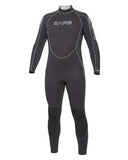 BARE VELOCITY 3MM MEN'S FULL WETSUIT