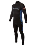 BODY GLOVE EVX 3MM MEN'S FULL WETSUIT