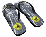 BODY GLOVE OLD SKOOL MEN'S FLIP FLOP SANDALS