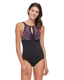 SKYE OLIVIA ONE PIECE SWIMSUIT