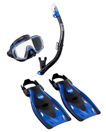TUSA SPORT VISIO TRI-EX TRAVEL SET