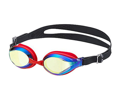 VIEW Y7315MR CURVE LENS MIRRORED GOGGLES