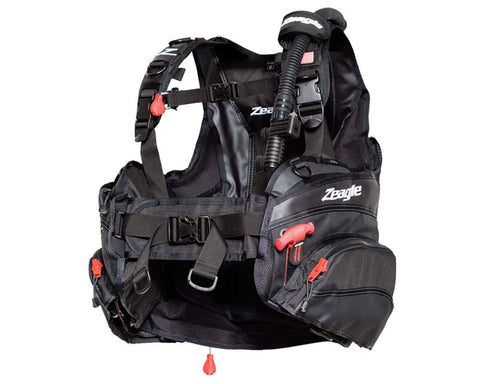 ZEAGLE HALO RIPCORD JACKET BCD WITH KIT