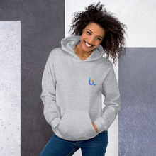 Load image into Gallery viewer, blubolt Hoodie - Gray