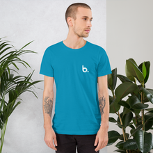 Load image into Gallery viewer, blubolt Short-Sleeve T-Shirt - Blue