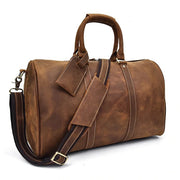 Angkor Travel Duffel Bag Brown