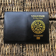 Passport Case Vegvisir Viking