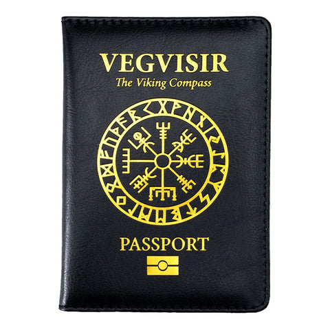 Passport Case Viking