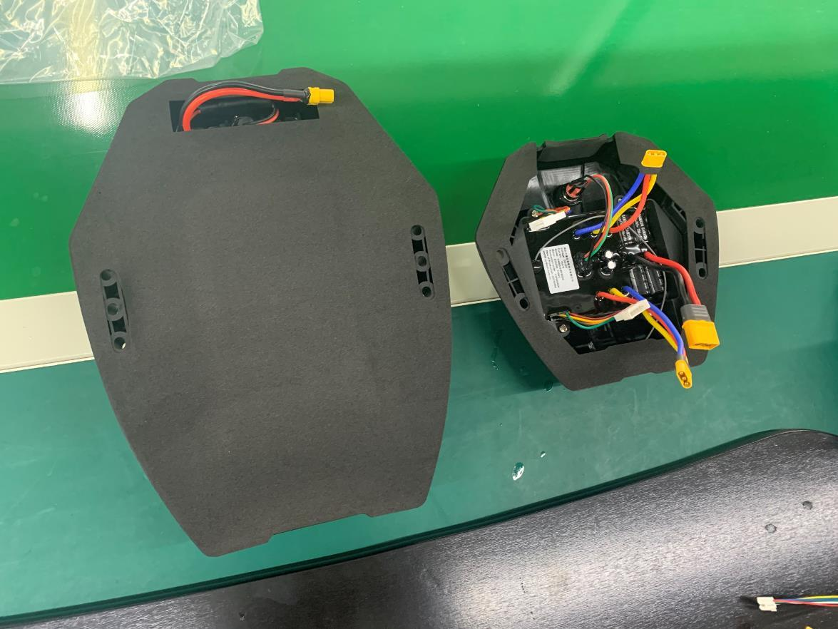 Electric Skateboard Battery And ESC