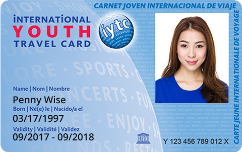 International Youth Travel Card