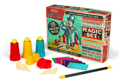 Ridley's Magic- 15 Amazing Tricks Magic Set