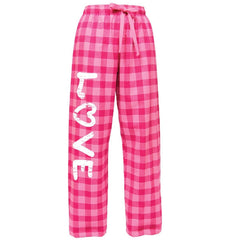 Flannel Love Pants