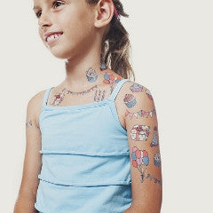 Tattly Tattoos- Party Set