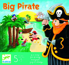 Djeco Big Pirate Board Game