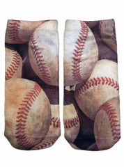 Baseball Ankle Socks