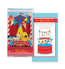Big Top Cake Decorating Set