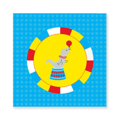 Paper Party Napkins- Big Top Circus
