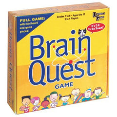 Brain Quest Pocket Game