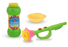 Melissa & Doug Blossom Bright Bubble Trumpet