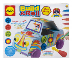 Alex Toys Build & Roll Car