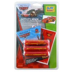 Clay Buddies: Disney's Cars Activity Pack