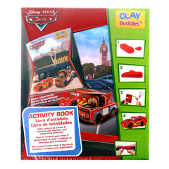 Clay Buddies: Disney's Cars Starter Kit