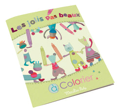 Moulin Roty Coloring Book