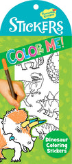 Color Me Dinosaur Stickers