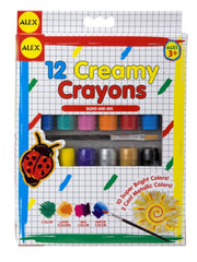 Alex Toys Creamy Blend and Mix Crayons