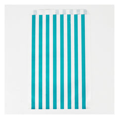 Favor Bags- Blue Stripe