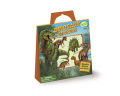 Dinosaur Reusable Sticker Tote