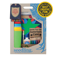 Seedling Design Your Own Super Hero Cape