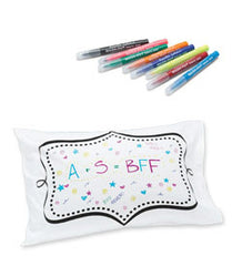 Doodle by Stitch Pillowcase