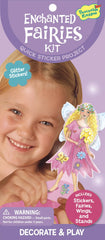 Enchanted Fairies Paper Doll Kit