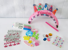 Princess for a Day- DIY Party Favor