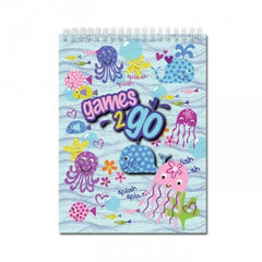 Games 2 Go Splish Splash Activity Book