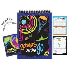 Games on the Go Activity Book
