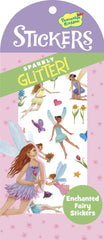 Enchanted Fairy Glitter Stickers