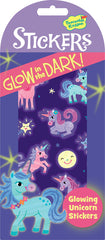 Glow-in-the-Dark Unicorn Stickers