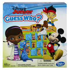 Disney Jr. Guess Who