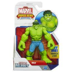 Playskool Marvel Adventures Hero Figures