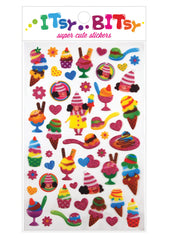 Itsy Bitsy Stickers- Sparkly Sweets