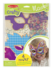Melissa & Doug Simply Crafty: Marvelous Masks